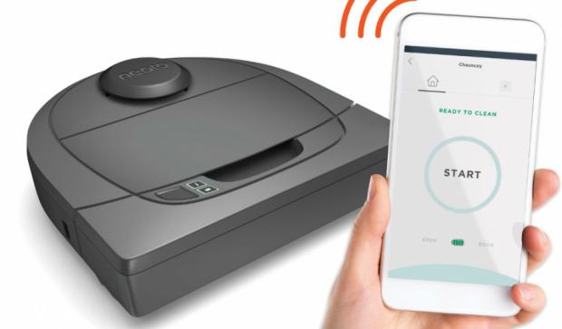 Робот-пылесос — верный помощник по уборке – Управление со смартфона
