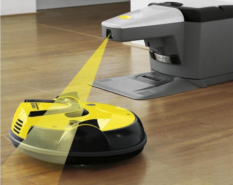 Робот-пылесос — верный помощник по уборке – Робот-пылесос на базе