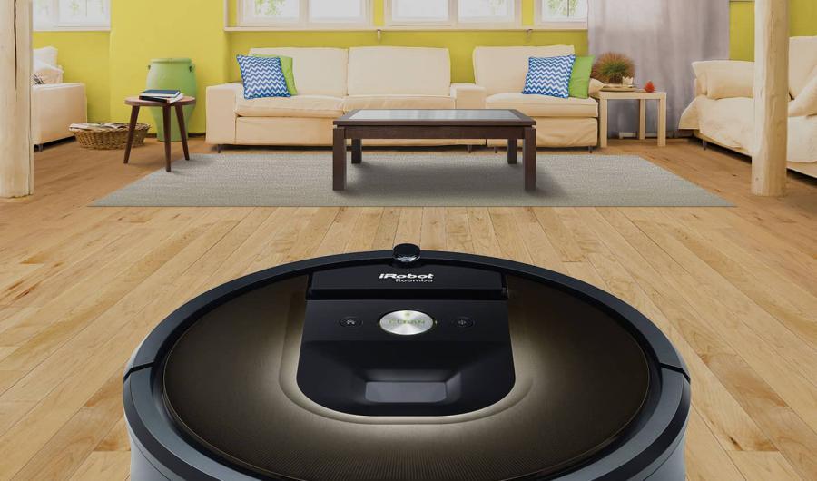 Робот-пылесос — верный помощник по уборке – iRobot