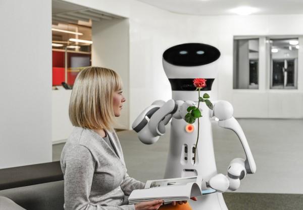 Робот-пылесос — верный помощник по уборке – Бытовой робот