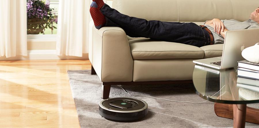Робот-пылесос — верный помощник по уборке – Автономная уборка