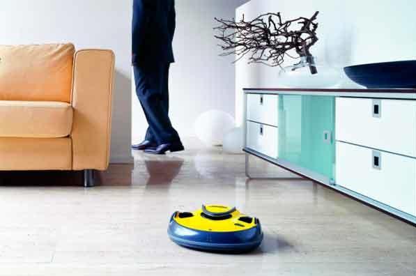 Робот-пылесос — верный помощник по уборке – Уборка