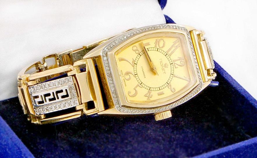 Механические часы с автоподзаводом как правильно заводить – Женские ювелирные часы