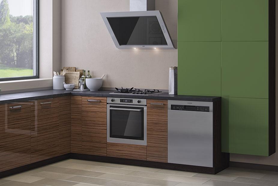Стиль и удобство частично встраиваемая посудомоечная машина – Встроенная посудомойка в интерьере