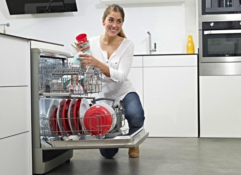 Стиль и удобство частично встраиваемая посудомоечная машина – Режимы работы посудомойки