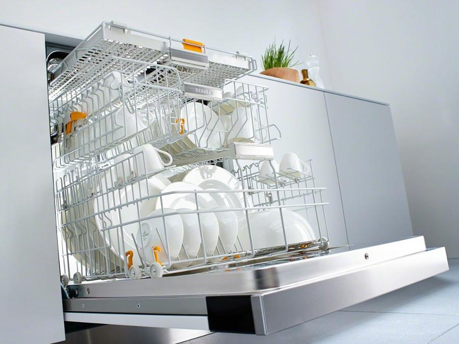 Стиль и удобство частично встраиваемая посудомоечная машина – Вместительность посудомоечных машин