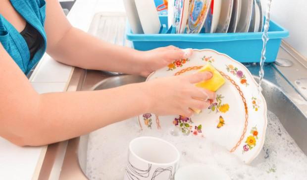 Стиль и удобство частично встраиваемая посудомоечная машина – Мытье посуды