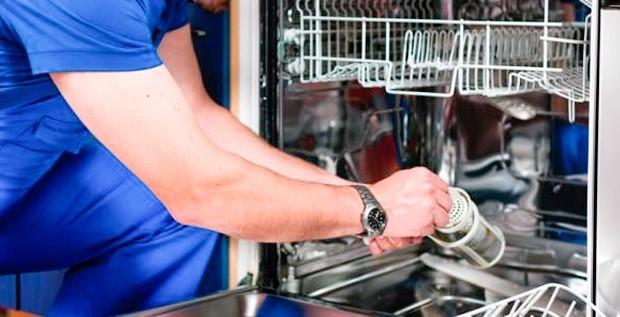 Стиль и удобство частично встраиваемая посудомоечная машина – Подключение посудомоечной машины