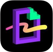 10 лучших приложений с дополненной реальностью для iOS 11 - GIPHY World