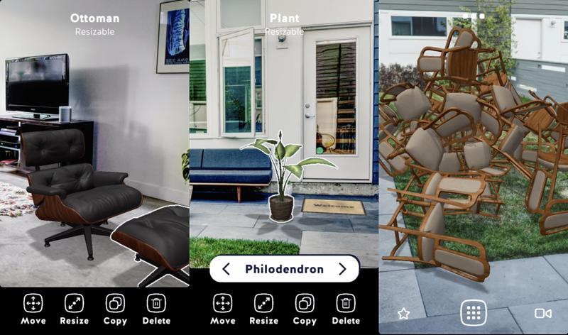 10 лучших приложений с дополненной реальностью для iOS 11 – Housecraft (2)