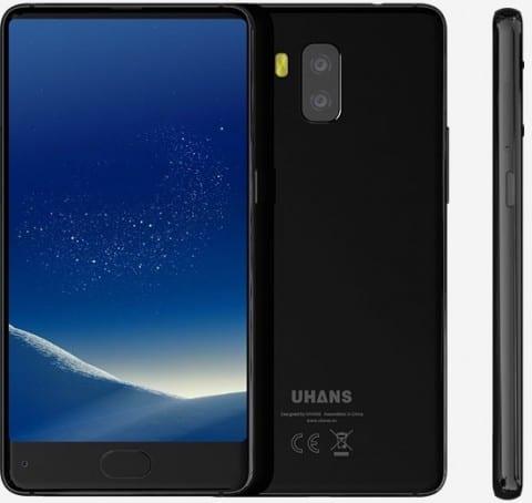 """Uhans MX — budget """"bezrobotnych"""" dual camera"""