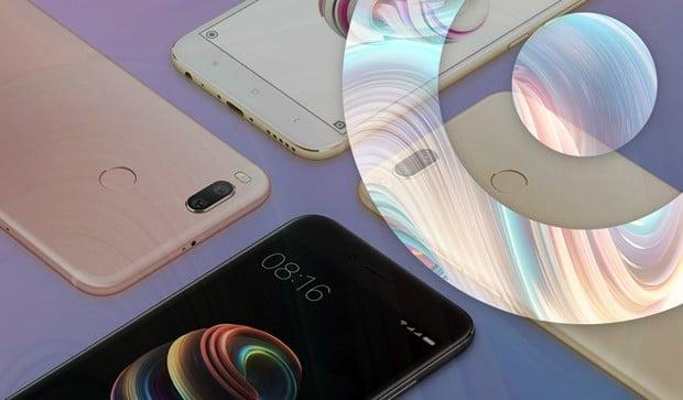 Video review smartphone Xiaomi Mi A1