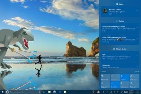 10 chips 10 Fall Creators Windows Update