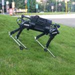 20606 Chinese robodog Laikago as Boston Dynamics (video)
