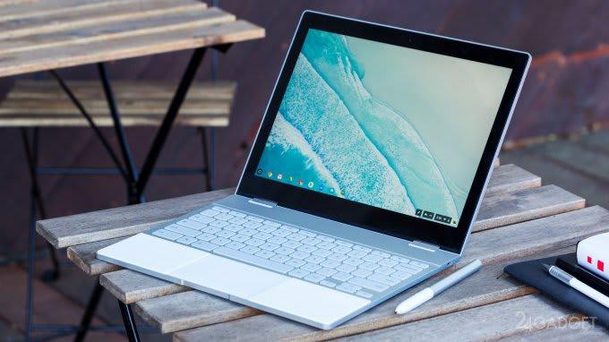 Google Pixelbook — hybrid chromebook with voice (12 photos + video)