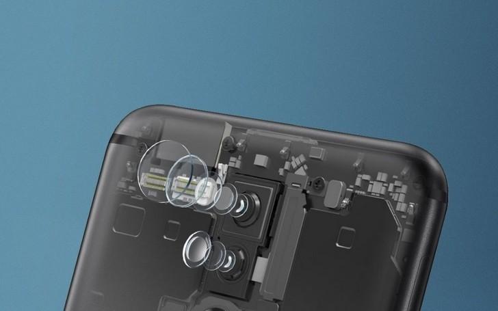 Huawei представила смартфон Nova 2i с 4-мя камерами и экраном FullView – фото 10