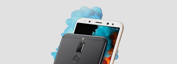 Huawei представила смартфон Nova 2i с 4-мя камерами и экраном FullView – фото 9