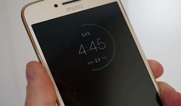 Improved Moto Display for owners of Motorola smartphones
