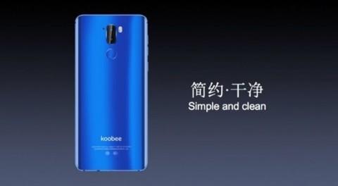 Koobee F1 is capable of shooting 80-megapixel photos