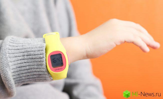 LEXAND Kids Radar — watch-tracker to operate worldwide