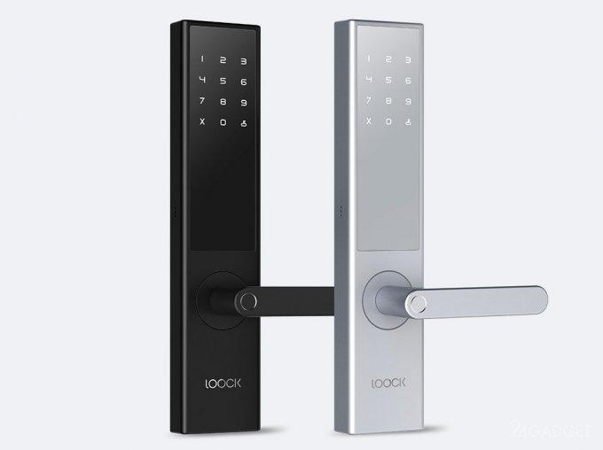 Loock Classic — хитрый дверной смарт-замок от Xiaomi (9 фото)