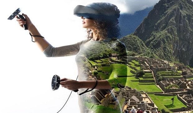 Samsung unveiled the new Samsung VR headset HMD Odyssey
