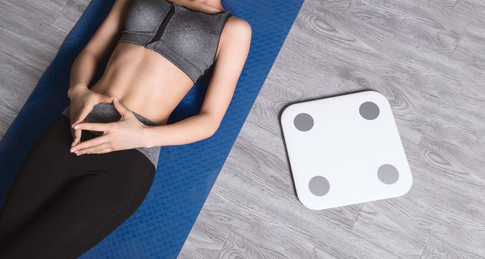 Xiaomi Mi Smart Scale 2-обновленные весы для активных людей фото 2