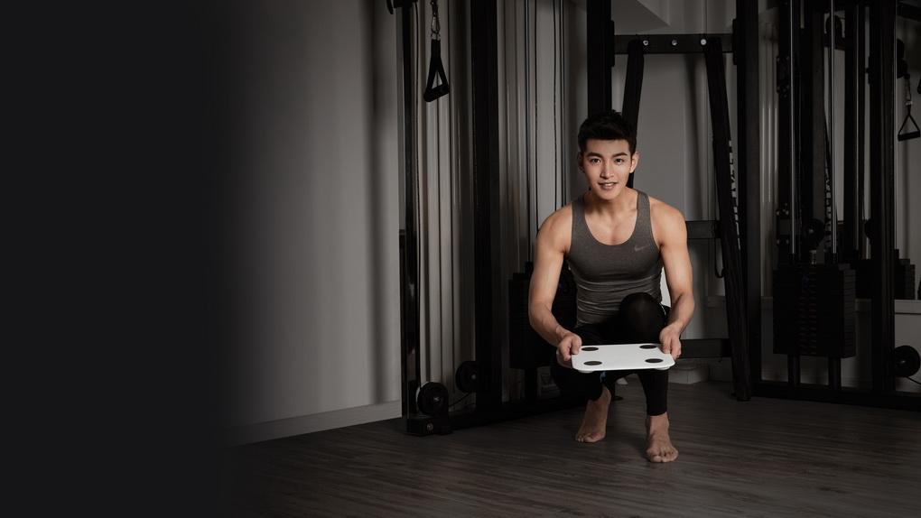 Xiaomi Mi Smart Scale 2-обновленные весы для спортсменов