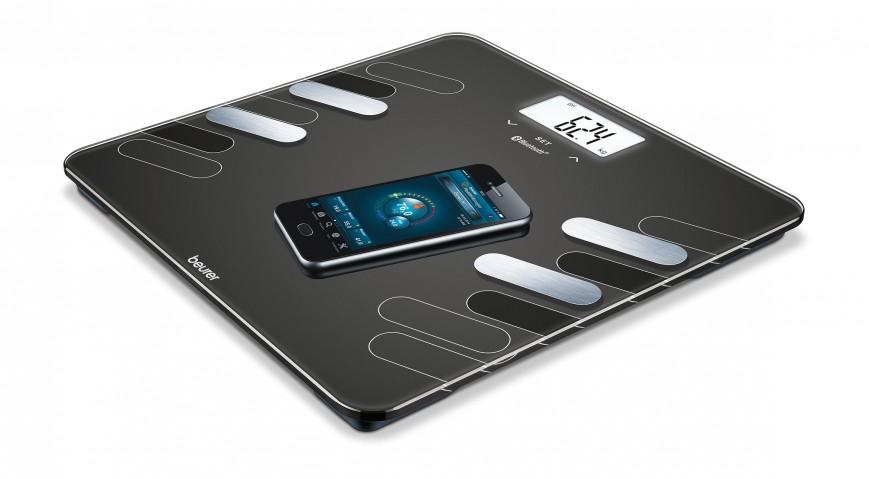 Диагностические весы-с возможностью управления через смартфон