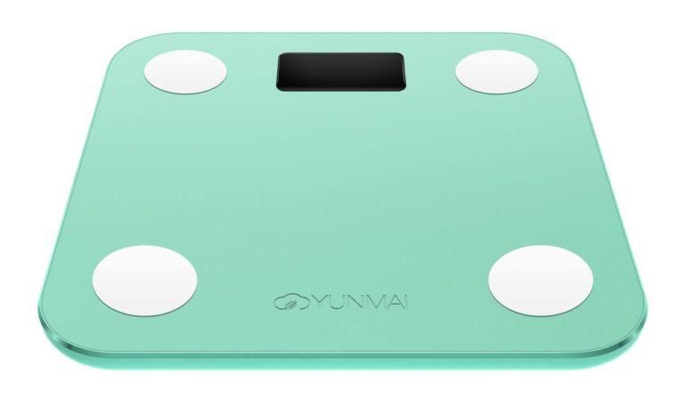 Yunmai Mini Smart Scale-дизайн SMART-весов