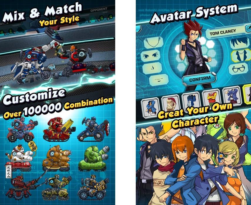 Топ-10 приложений для iOS и Android (16 - 22 октября) - Toy Attack (1)