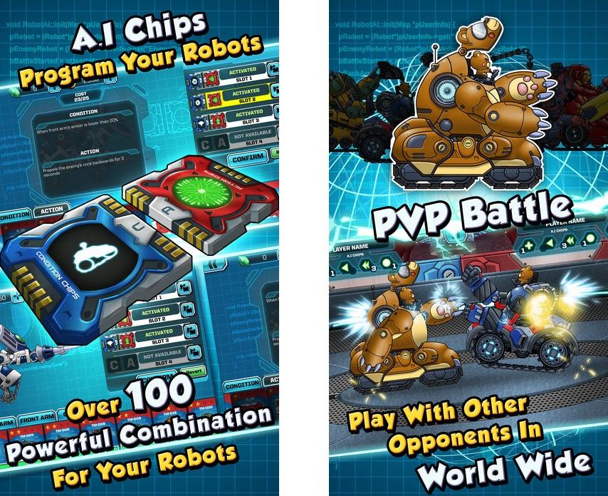 Топ-10 приложений для iOS и Android (16 - 22 октября) - Toy Attack (3)