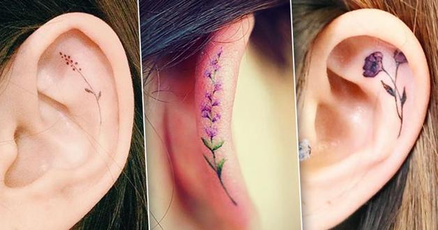 Тайные татуировки-такая разная мода