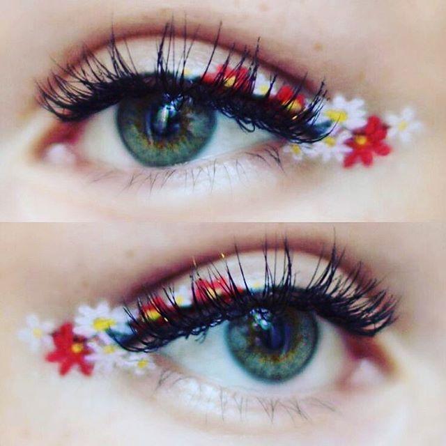 Instagram-цветочные стрелки