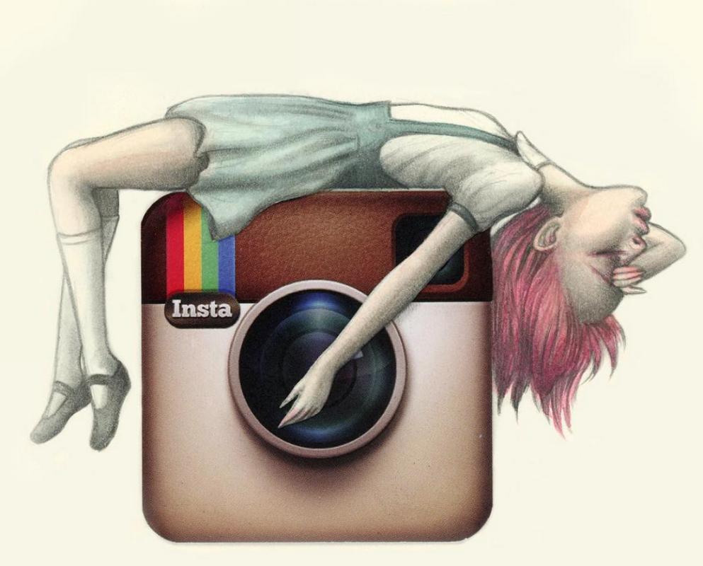 Instagram-тренды модная подборка