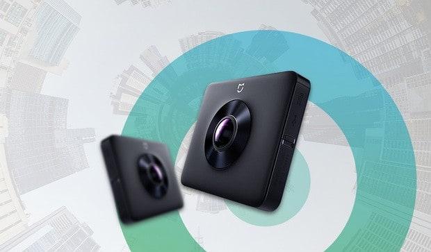 Video action camera Xiaomi Mi 360