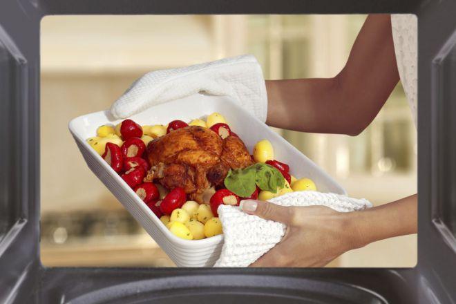 Что такое конвекция в СВЧ-печах доступно о сложном – Керамическая посуда для СВЧ