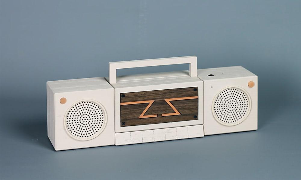 Zette System — design retro-console for a fortune