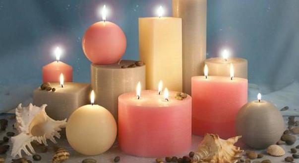 Счастье как тренд или Что такое жизнь в стиле хюгге – Разноцветные свечи