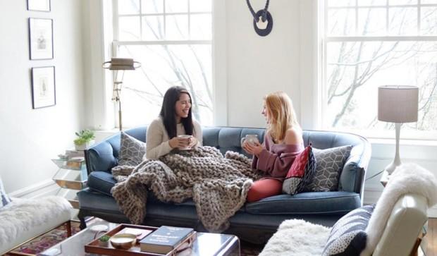Счастье как тренд или Что такое жизнь в стиле хюгге – Встреча с друзьями