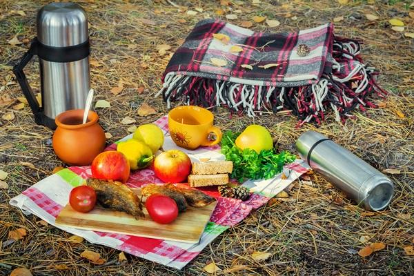 Счастье как тренд или Что такое жизнь в стиле хюгге – Осенний пикник