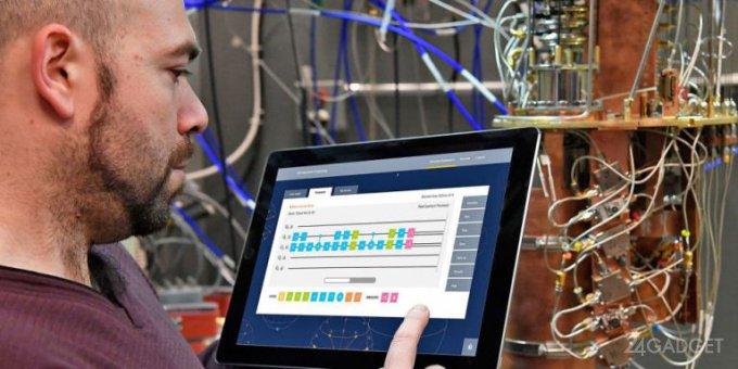 IBM откроет доступ к 20-кубитному квантовому компьютеру через «облако» (6 фото + видео)