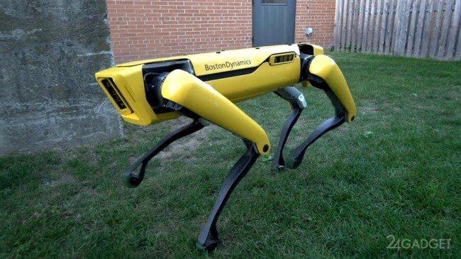 New robot Boston Dynamics better than the predecessor (2 photos + video)
