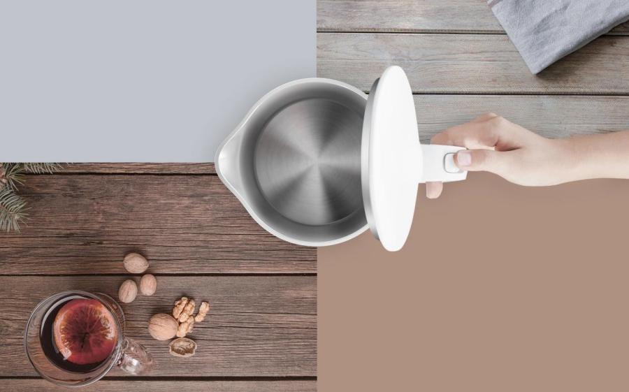 Обзор умного чайника Xiaomi Mijia Kettle – Дизайн