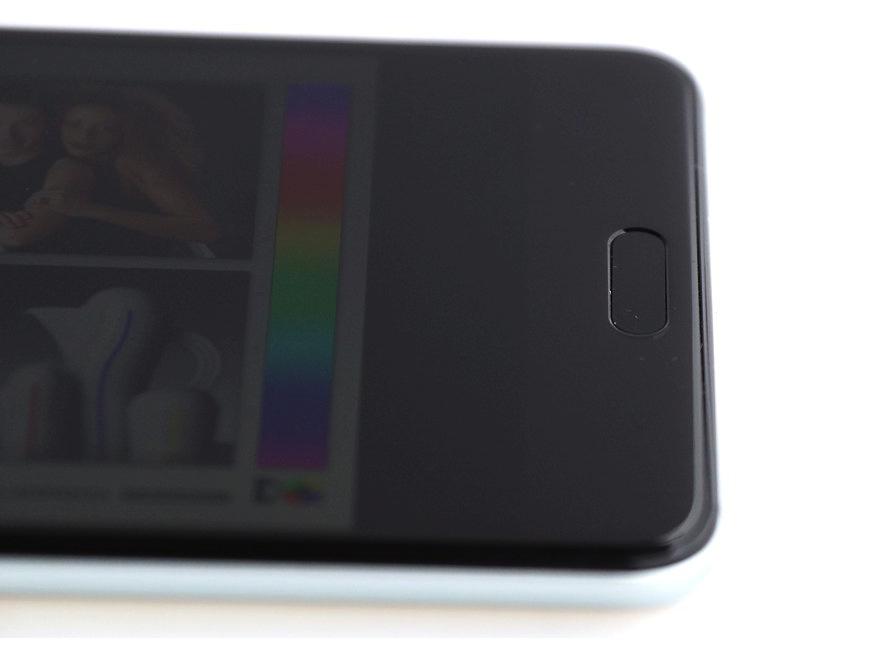Обзор смартфона HTC U Ultra - сканер отпечатков
