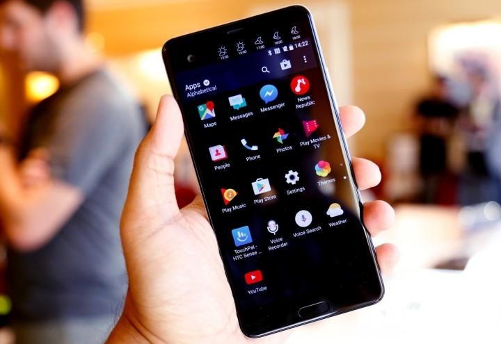 Обзор смартфона HTC U Ultra - дисплей
