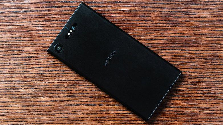 Корпус смартфона Sony Xperia XZ1