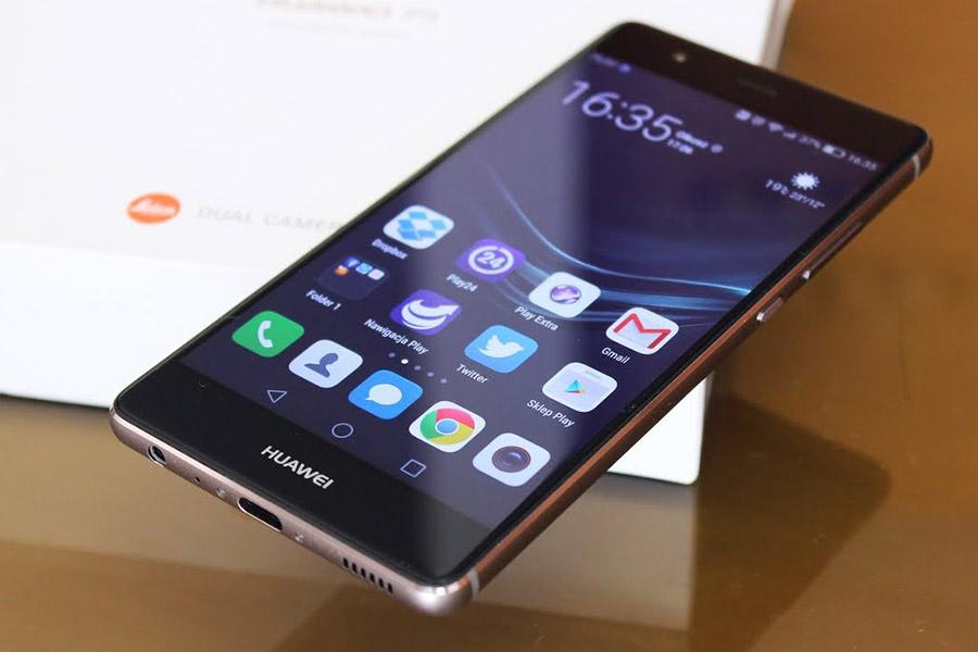 Черная пятница. Смартфон Huawei P9