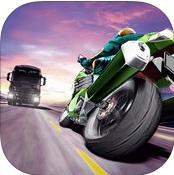 Топ-10 приложений для iOS и Android (30 октября - 5 ноября) - Traffic Rider Logo