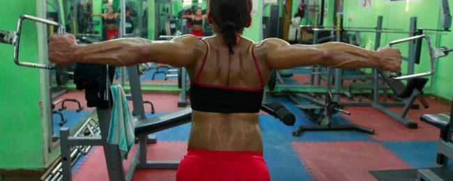 What if women were stronger than men?
